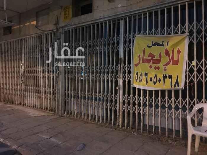 محل للإيجار في طريق الامير مساعد بن عبدالرحمن بن فيصل ، حي العريجاء الغربية ، الرياض