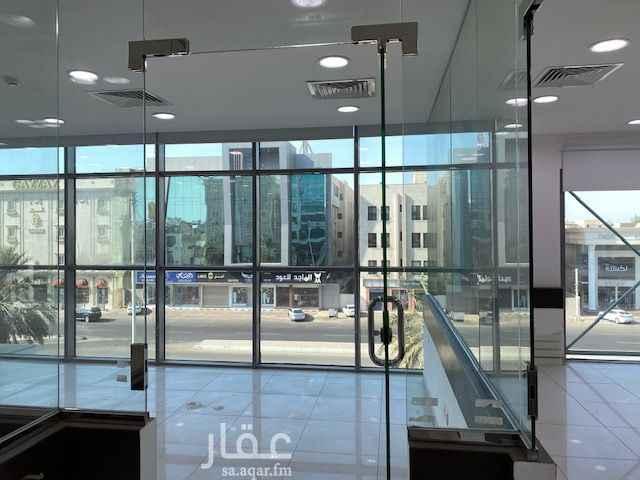 مكتب تجاري للإيجار في شارع عبدالرحمن الطبيشي ، حي الاندلس ، جدة ، جدة