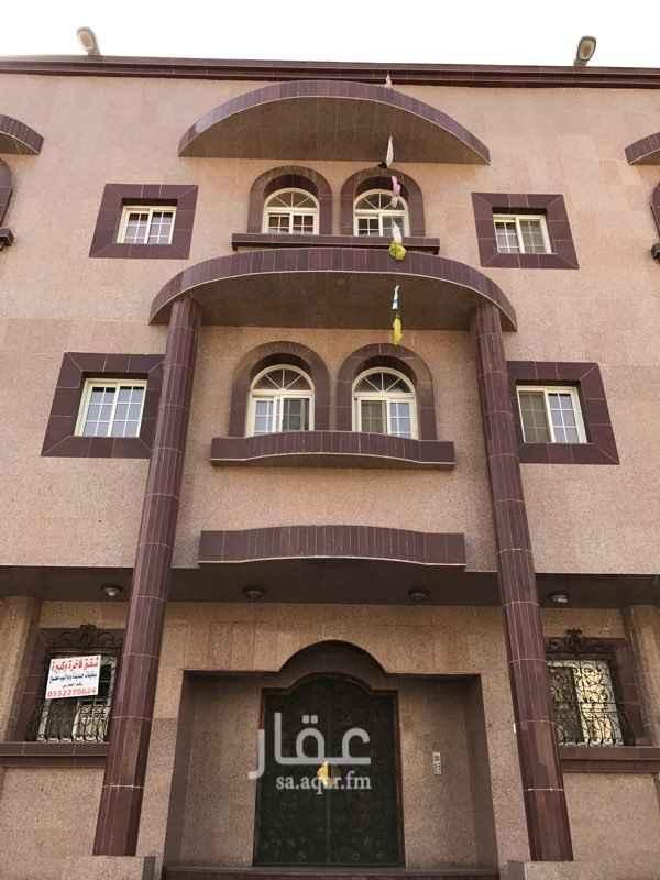 عمارة للبيع في شارع عصمة بن ابير ، حي الزهراء ، جدة ، جدة