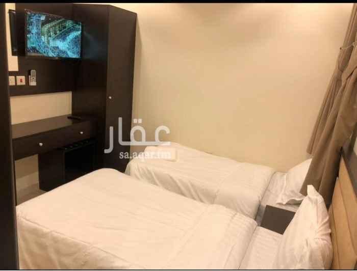 غرفة للإيجار في شارع الحج ، حي الخنساء ، مكة ، مكة المكرمة
