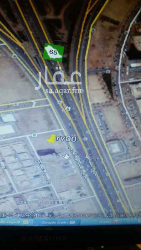 أرض للإيجار في شارع يحيى بن اسماعيل ، حي النخيل ، الرياض