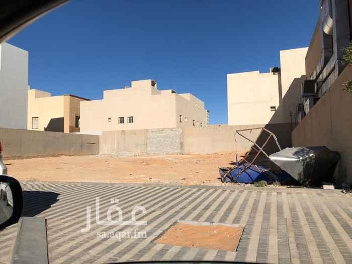 أرض للإيجار في طريق الملك عبدالله الفرعي, الحمراء, الرياض