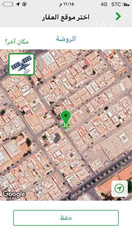 دور للإيجار في شارع الشامي الصالحي ، حي الروضة ، الرياض