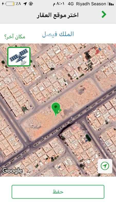 أرض للإيجار في شارع الامير سعود بن عبدالعزيز ال سعود الكبير ، حي الملك فيصل ، الرياض