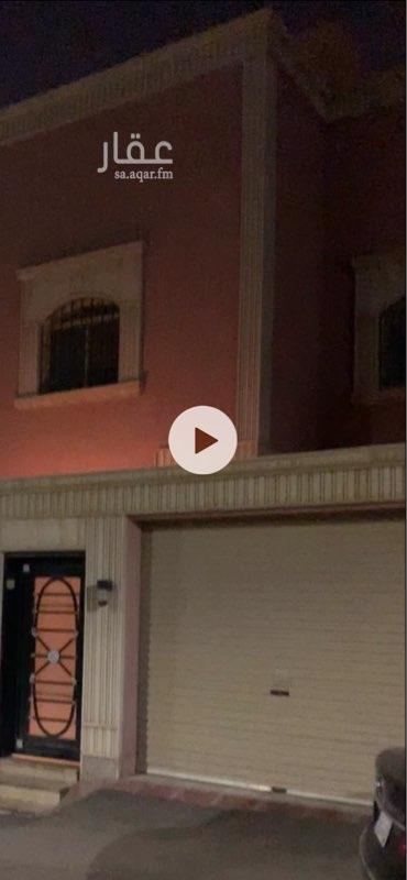 دور للإيجار في شارع عبدالحق الغرناطي ، حي الروضة ، الرياض ، الرياض