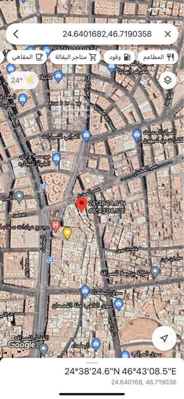 عمارة للبيع في شارع عامر بن عوف ، حي ثليم ، الرياض ، الرياض