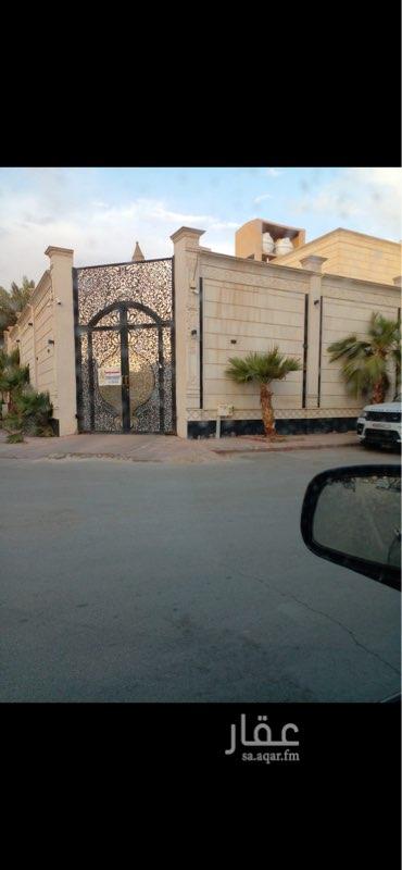 فيلا للبيع في شارع معقل بن ضرار ، حي الروضة ، الرياض ، الرياض
