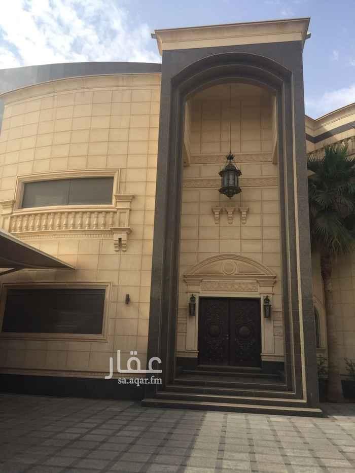 فيلا للبيع في شارع ابراهيم المخزومي ، حي الخزامى ، الرياض ، الرياض
