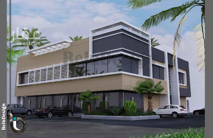 محل للإيجار في شارع الضاحية ، حي الورود ، الرياض ، الرياض