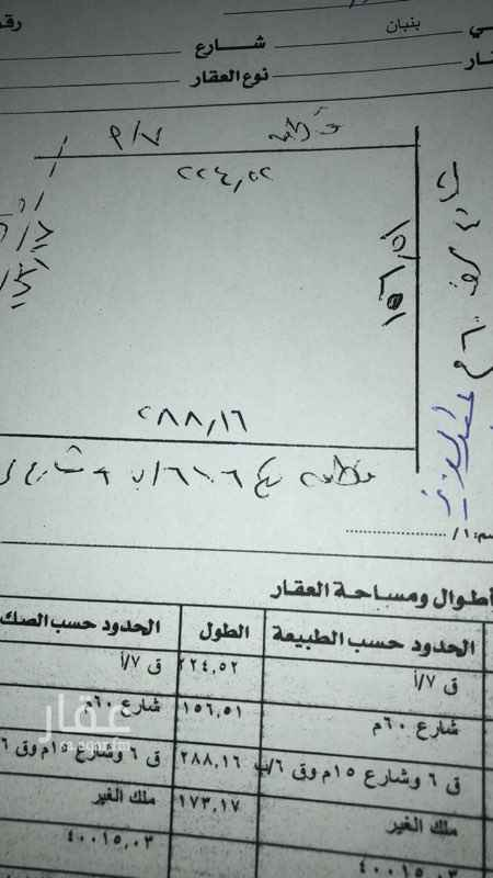 أرض للإيجار في طريق الملك عبدالعزيز الفرعي ، حي العارض ، الرياض ، الرياض