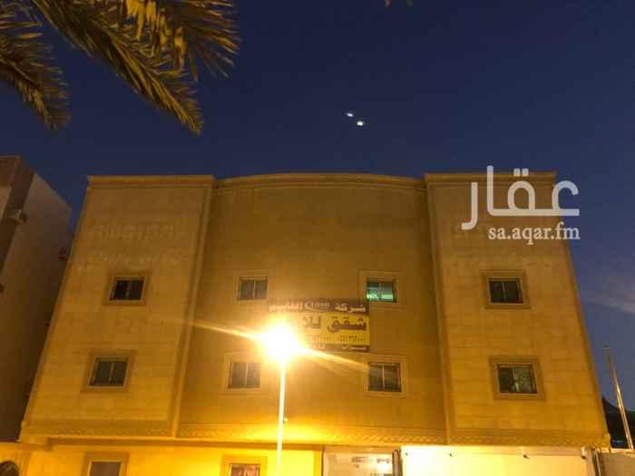 شقة للإيجار في شارع سراقة بن عمرو ، حي الشهداء ، الرياض ، الرياض