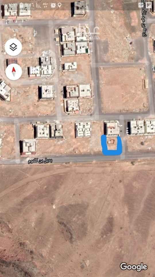 أرض للبيع في شارع بديل بن كلثوم ، المدينة المنورة ، المدينة المنورة