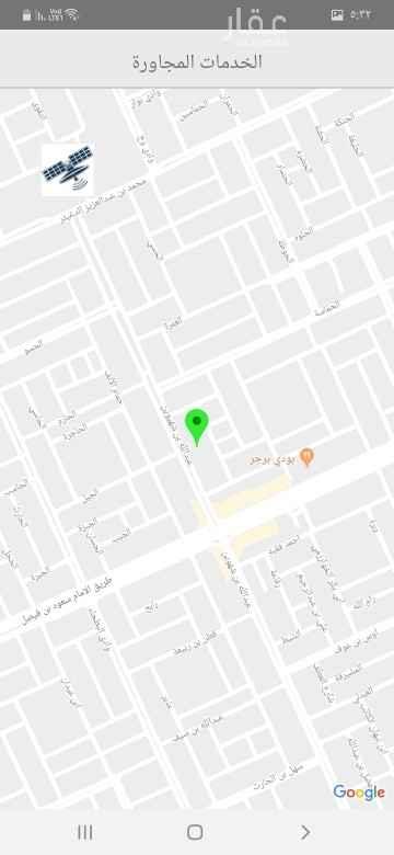 عمارة للبيع في شارع الحشام ، حي الملقا ، الرياض
