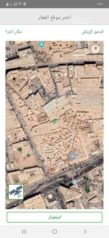 عمارة للبيع في شارع الحفاير ، حي المرقب ، الرياض ، الرياض