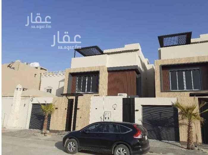 فيلا للإيجار في شارع عقيل عطاس ، حي العارض ، الرياض ، الرياض