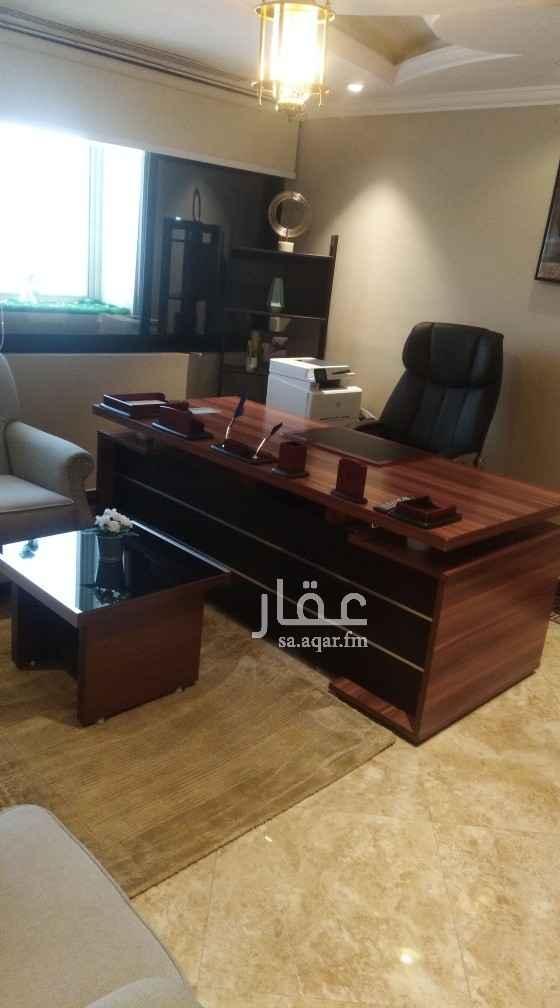 مكتب تجاري للإيجار في شارع التخصصي الفرعي ، حي المحمدية ، الرياض ، الرياض