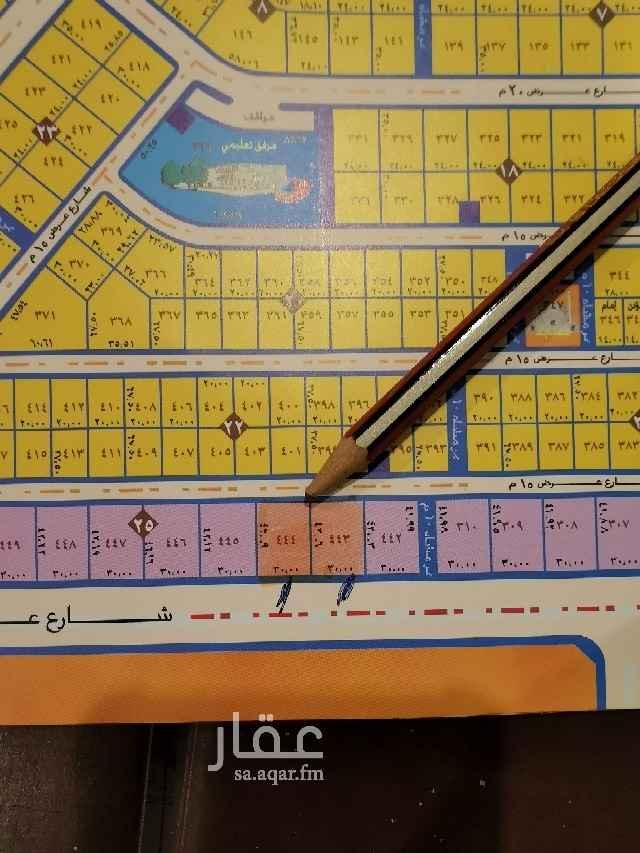 أرض للبيع في حي قرطبة ، الرياض ، الرياض
