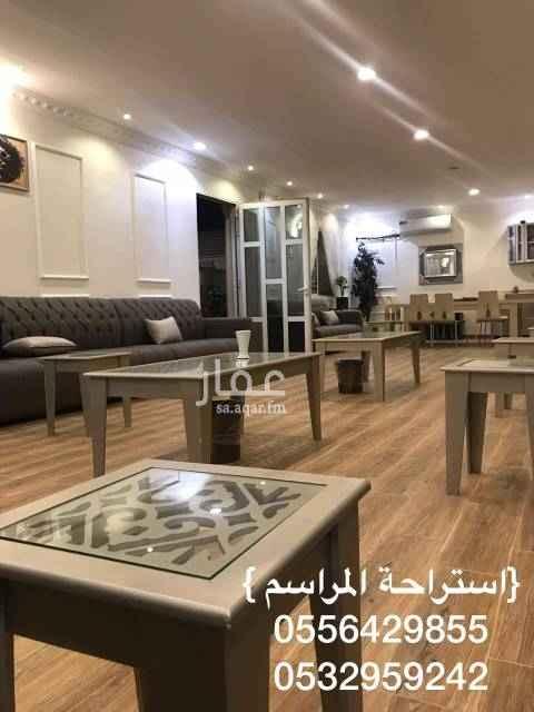 استراحة للإيجار في شارع تبوك ، حي ظهرة لبن ، الرياض