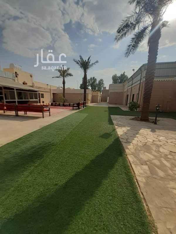 استراحة للإيجار في شارع تبوك ، حي ظهرة لبن ، الرياض ، الرياض