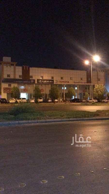 محل للإيجار في شارع عبدالواحد الازجي ، حي المروة ، الرياض ، الرياض