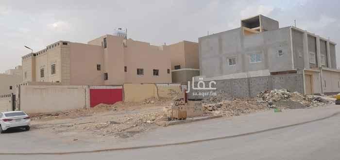أرض للبيع في شارع وادي المغمس ، حي بدر ، الرياض ، الرياض