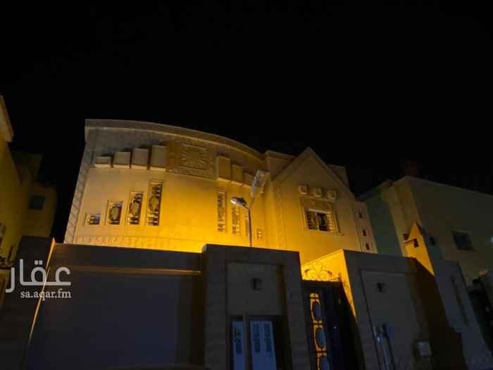 فيلا للبيع في مسجد ، شارع بادية ، حي ظهرة لبن ، الرياض ، الرياض
