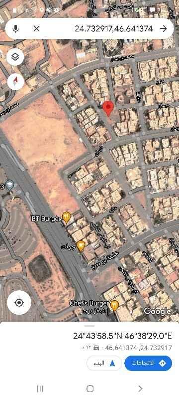 أرض للبيع في شارع البترا ، حي المحمدية ، الرياض ، الرياض