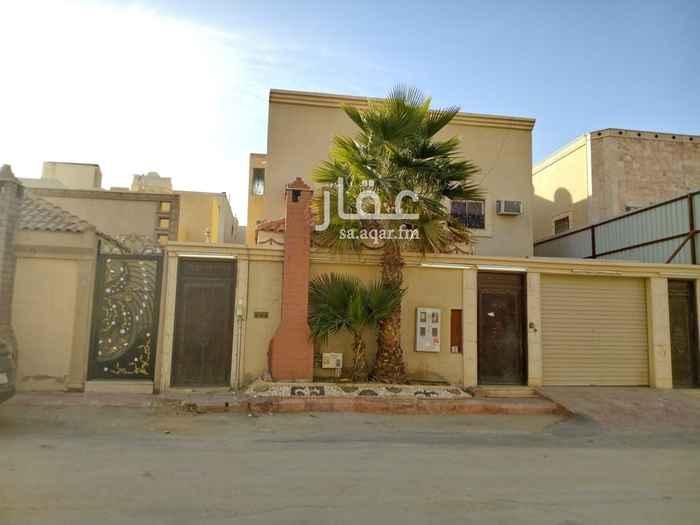 فيلا للبيع في شارع اسحاق الشاسي ، حي طويق ، الرياض