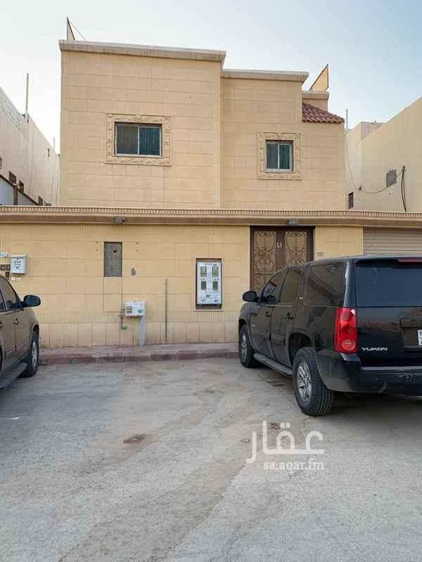 دور للإيجار في شارع سدوان ، حي بدر ، الرياض ، الرياض