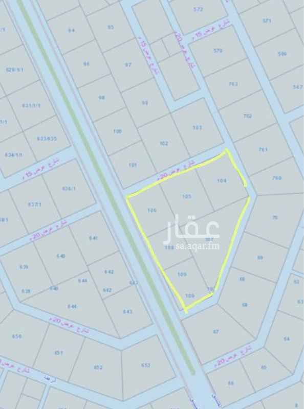 أرض للبيع في حي بنبان ، الرياض ، الرياض