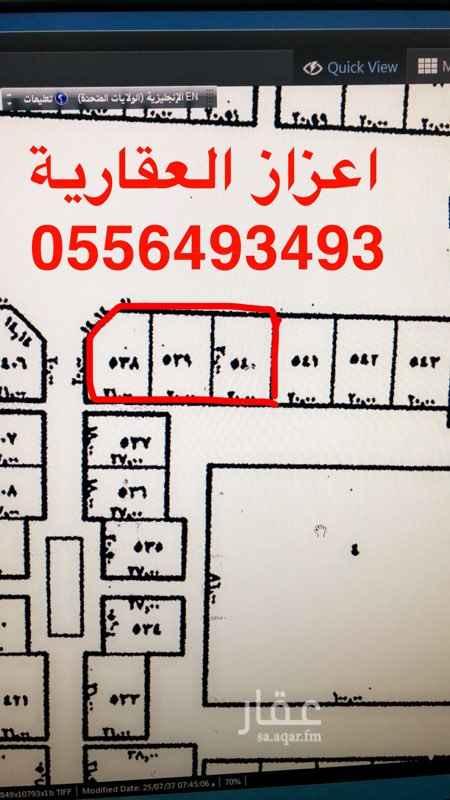 أرض للبيع في شارع نجم الدين الأيوبي ، الرياض