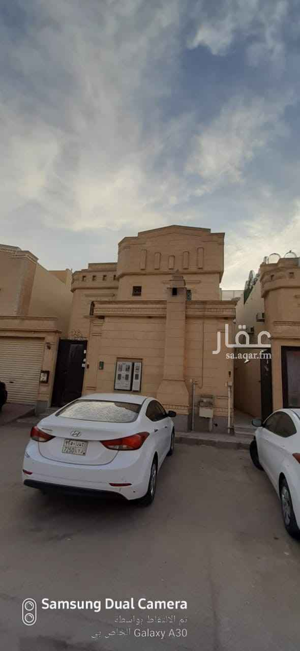 شقة للإيجار في شارع السعف ، حي النهضة ، الرياض ، الرياض