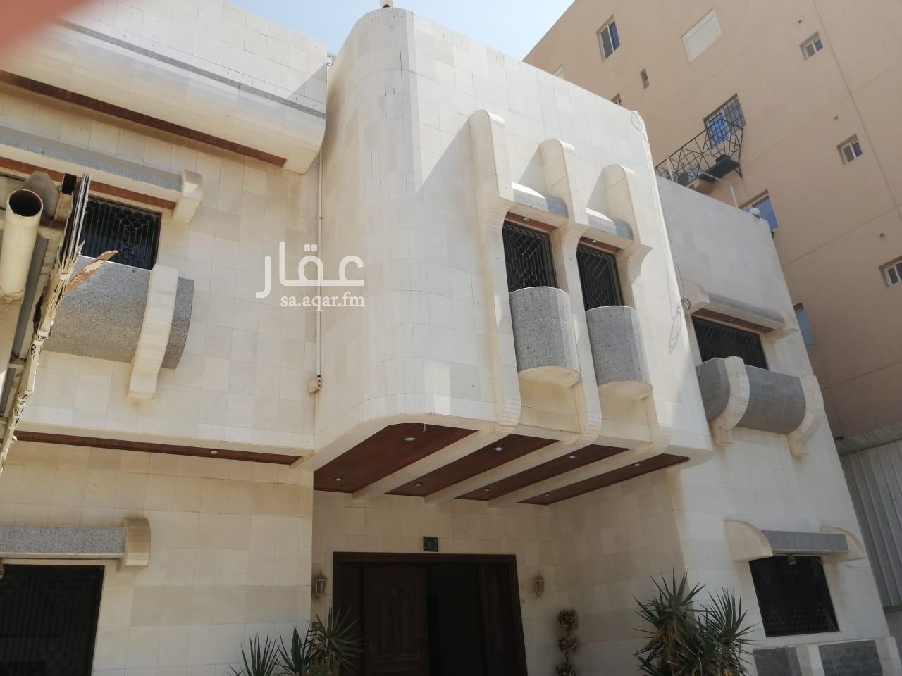 فيلا للإيجار في شارع عبدالسلام القادرى ، حي الروضة ، جدة