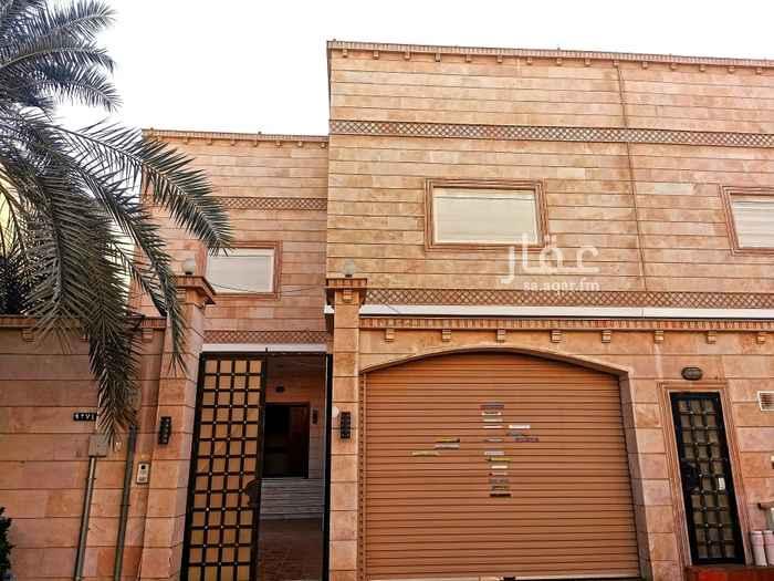 فيلا للإيجار في شارع الحارث بن أبي هالة ، حي البساتين ، جدة ، جدة