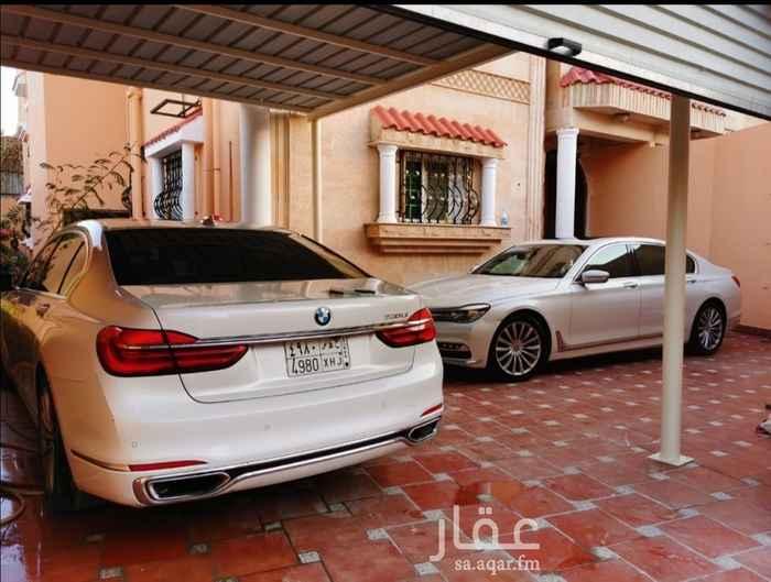 فيلا للإيجار في شارع أحمد الجيلي ، حي البساتين ، جدة ، جدة
