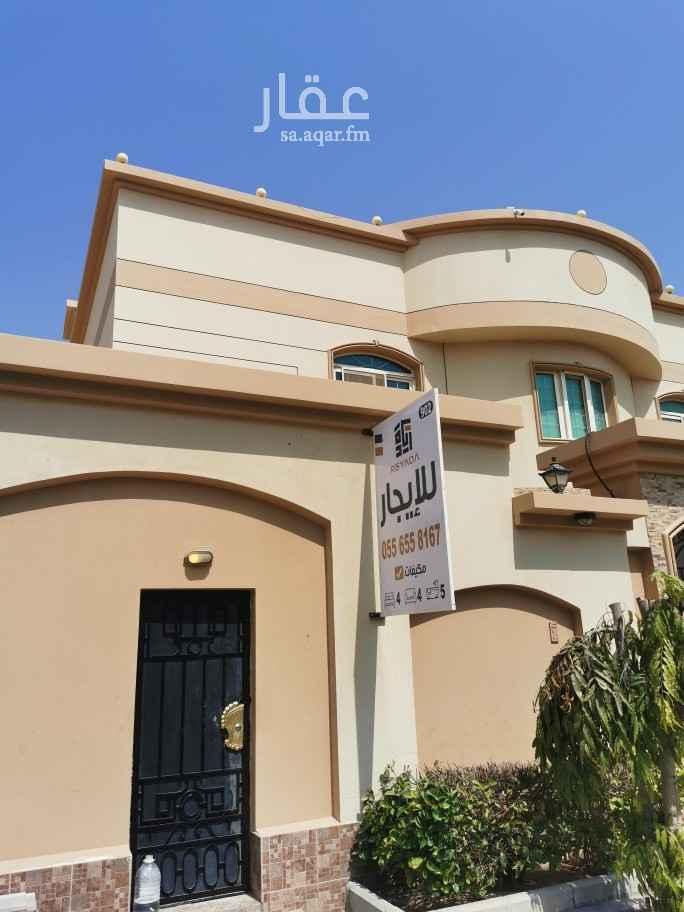 فيلا للإيجار في شارع أبي القاسم السلمي ، حي البساتين ، جدة ، جدة