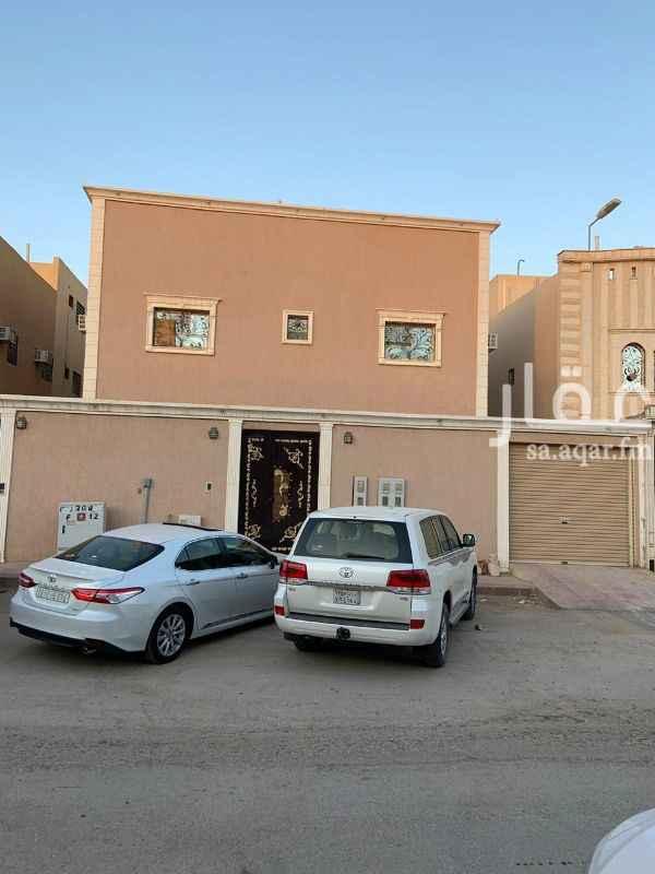 بيت للإيجار في شارع الياقوت ، حي ظهرة لبن ، الرياض