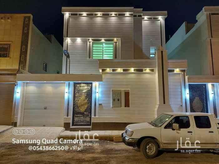 فيلا للبيع في شارع محمد عارف الجاوي ، حي عكاظ ، الرياض ، الرياض