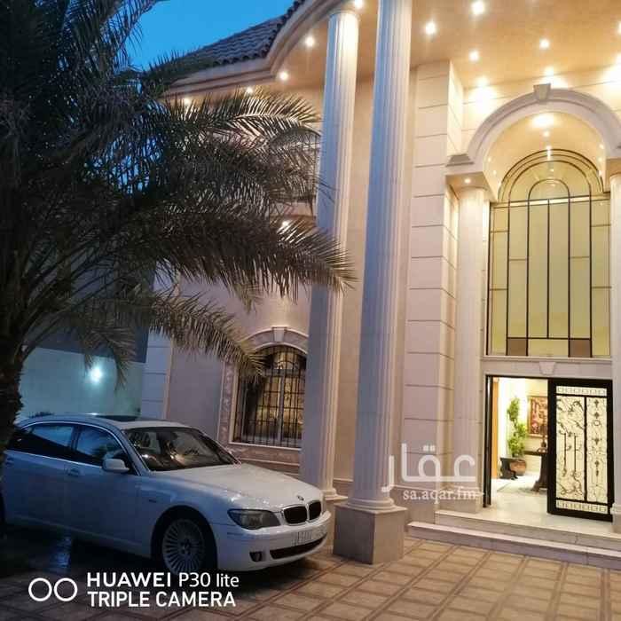 فيلا للبيع في شارع ابن المعوج ، حي الحمراء ، الرياض ، الرياض