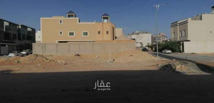 أرض للبيع في شارع ممر 530 ، حي النرجس ، الرياض ، الرياض
