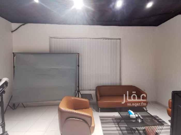 مكتب تجاري للإيجار في الرياض ، حي الياسمين ، الرياض