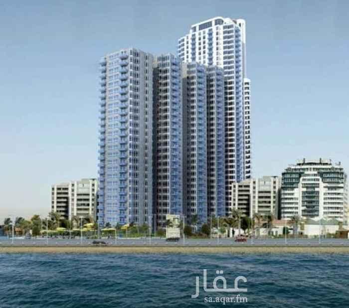 شقة للبيع في شارع الامير فيصل بن فهد ، حي الشاطئ ، جدة