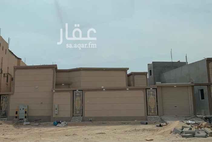 بيت للبيع في شارع عمر بن معاويه ، حي المحمدية ، حفر الباطن