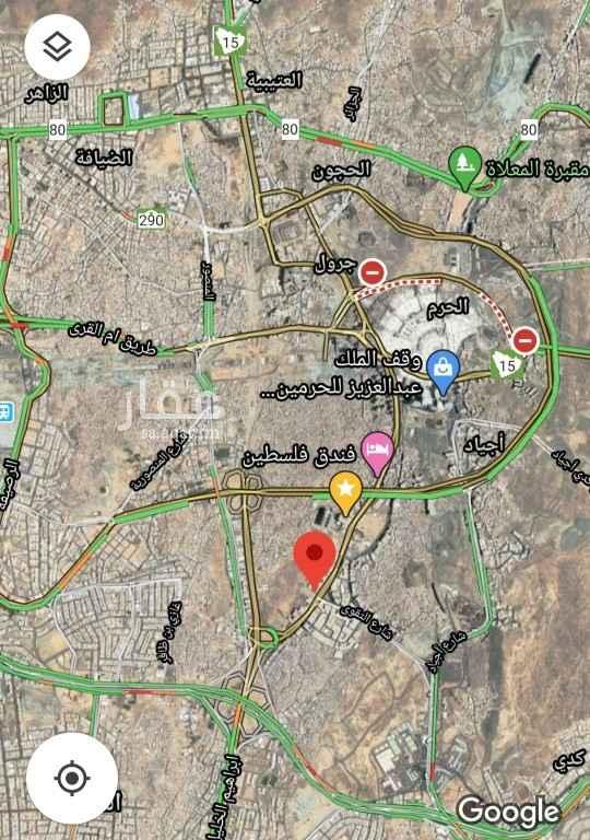 عمارة للبيع في شارع ابراهيم الخليل ، حي جرهم ، مكة ، مكة المكرمة