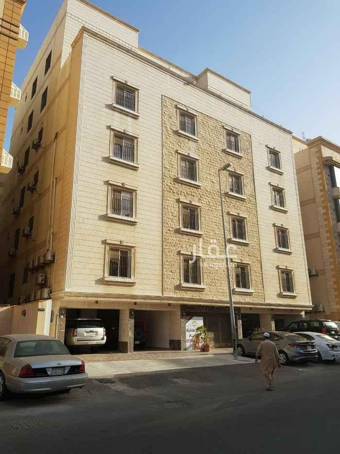 شقة للإيجار في شارع نبيه بن الحجاج ، حي المروة ، جدة ، جدة