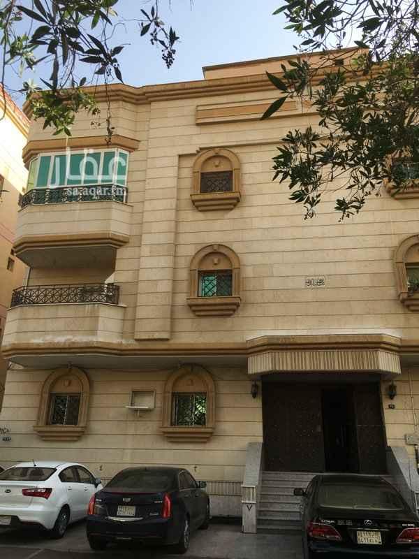 شقة للإيجار في شارع جابر بن سمرة ، حي النسيم ، جدة