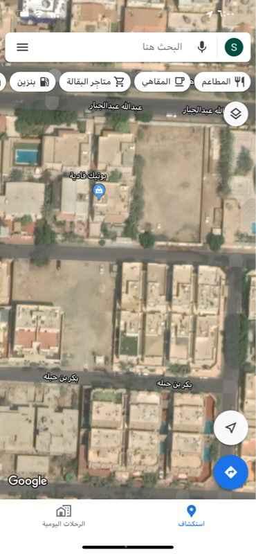 أرض للبيع في شارع بكر بن حبله ، حي الشاطئ ، جدة ، جدة