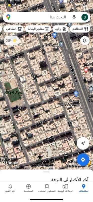 عمارة للبيع في شارع اللبنيه ، حي النزهة ، جدة ، جدة