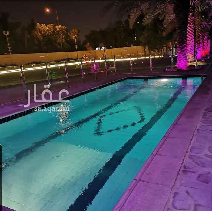 استراحة للإيجار في شارع عبدالله بن مرخان ، حي قرطبة ، الرياض ، الرياض