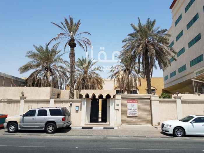 فيلا للإيجار في شارع الأمير حمود ، حي العقربية ، الخبر